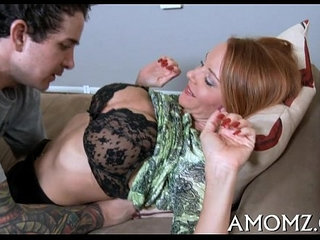 Mama yearns for insane fucking | mommy