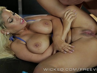 Wicked Asa Akira and friends get ass fucked by Strippers | ass fuckingfriend