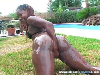 Young black girl with phat ass lexi amore | black womanhuge assyoung