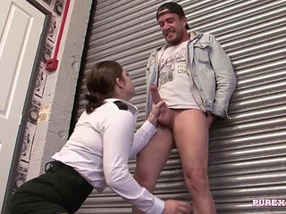 PURE XXX FILMS Fucking a busty police woman for no fine | bustyofficer