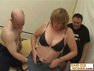 Old grandma pounded and fucked by two old guys | gaygrandmaolderpounding