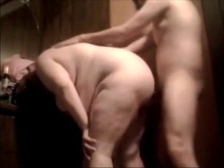 Fat bitch mom gets her ass fucked raw and creampie in pain | ass fuckingbitchcreampiefatpain