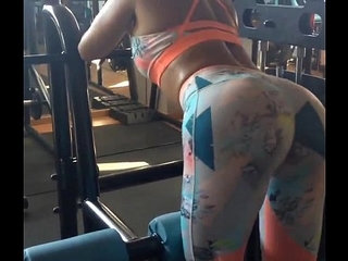Amazing ASS at gym | amazing buttgym