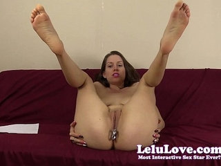 Anal plug in my ass while begging you to cum in my mouth | asscummouthplug