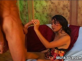 Intense dick suck leads to a passionate fuck | cock sucking