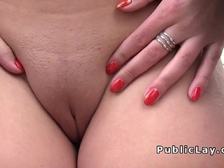 Babe flashing ass and pussy in public for money   assbabeflashingmoneypublicpussy